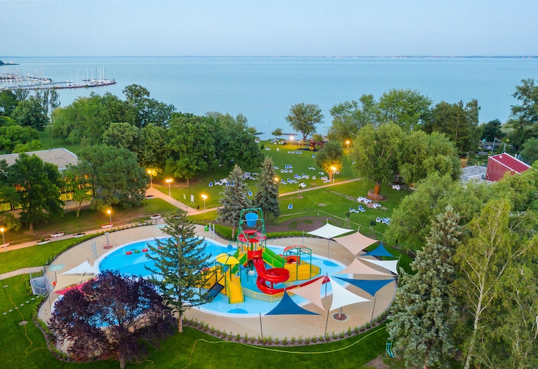 Danubius Hotel Marina, Balatonfured, Priestory pre hranie detí – vonkajšie