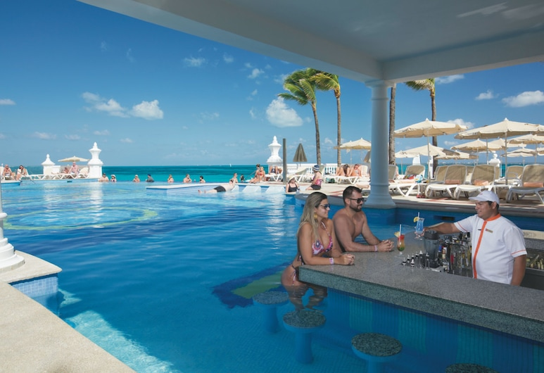Riu Palace Las Americas All Inclusive - Adults Only, Cancún, Poolbar