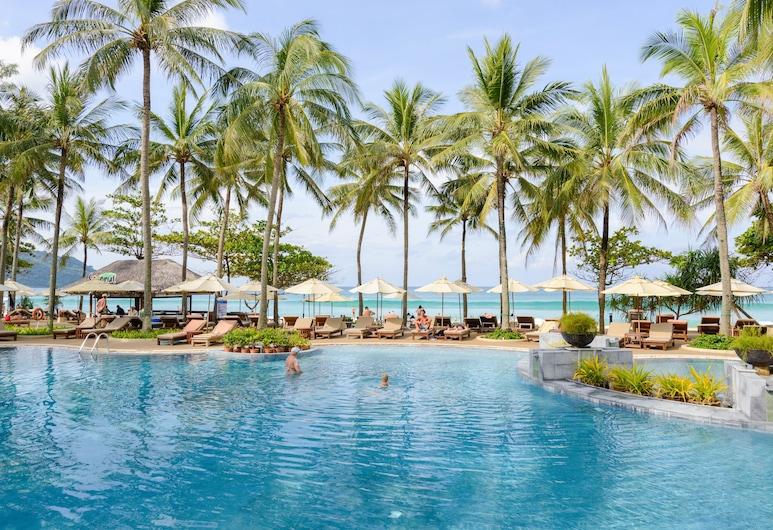 Katathani Phuket Beach Resort, Karon, Venkovní bazén