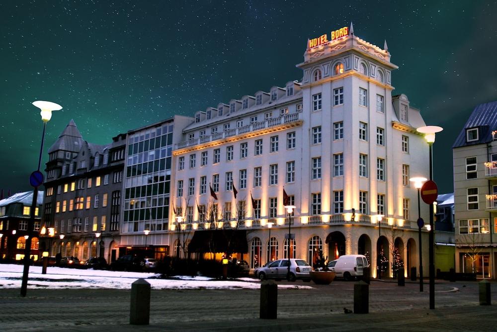 Hotel Borg by Keahotels, Reykjavik
