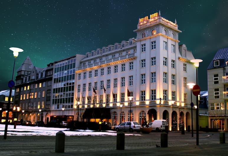 Hotel Borg by Keahotels, Reykjavik, Ulkopuoli