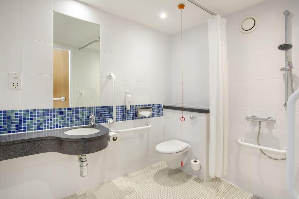 Habitación, 1 cama doble, para no fumadores - Baño
