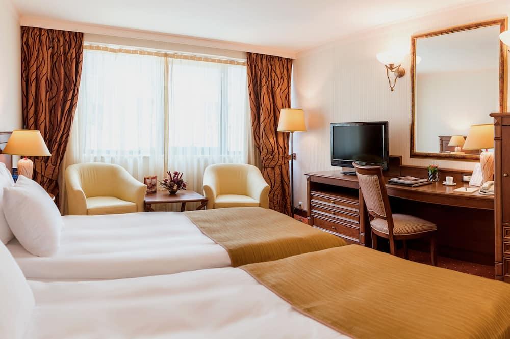 חדר אקזקיוטיב - חדר אורחים