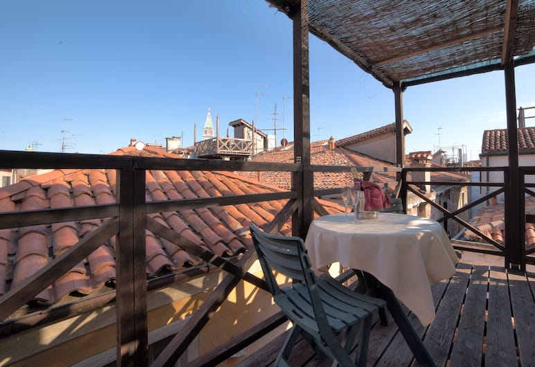 Lanterna di Marco Polo, Venezia, Terrazza/Patio