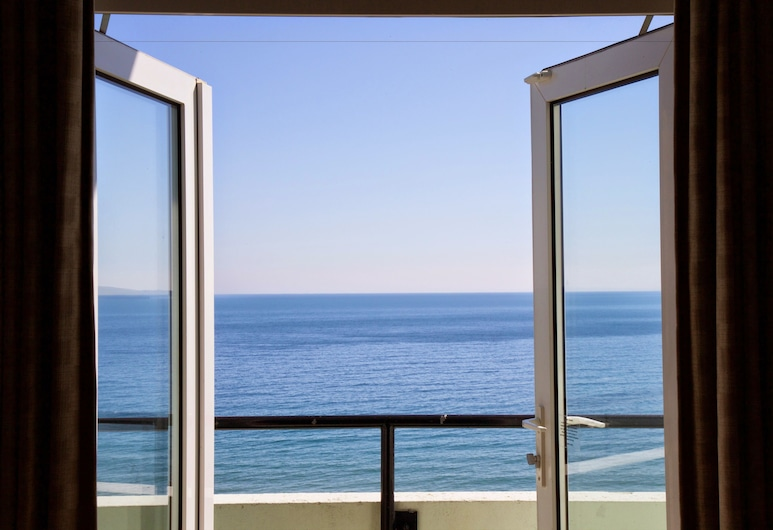 Bournemouth East Cliff Hotel, Sure Hotel Collection by BW, Bournemouth, Double Room with Balcony and Sea View, Balcony