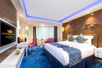 마카오의 엠퍼러 호텔 사진