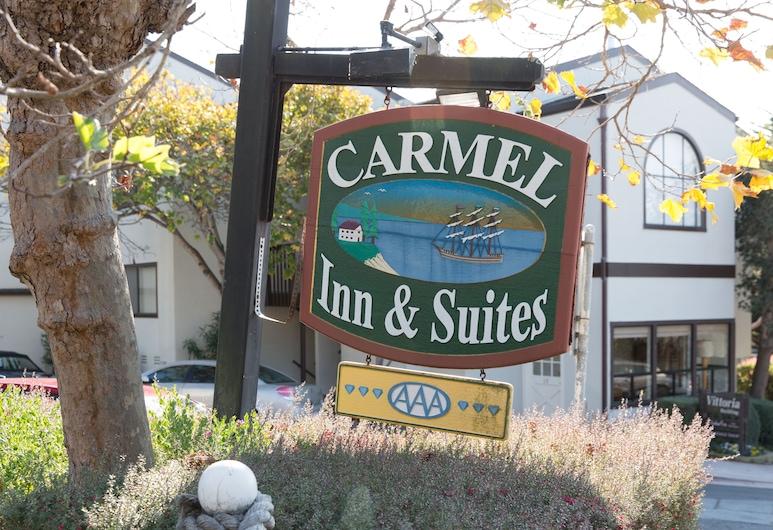 Carmel Inn And Suites, Carmel, Viešbučio teritorija