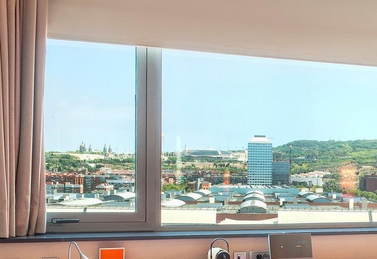 Hotel Fira Congress, L'Hospitalet de Llobregat, Superior Room, Pemandangan Bilik Tamu