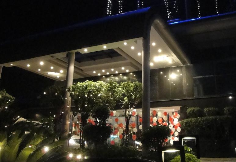 The Maya Hotel, Jalandhar, Hotel Front – Evening/Night