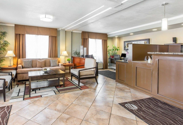 Comfort Inn & Suites Ventura Beach, ונטורה, לובי