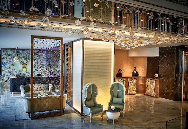 香港灣仔帝盛酒店, 香港, 大堂
