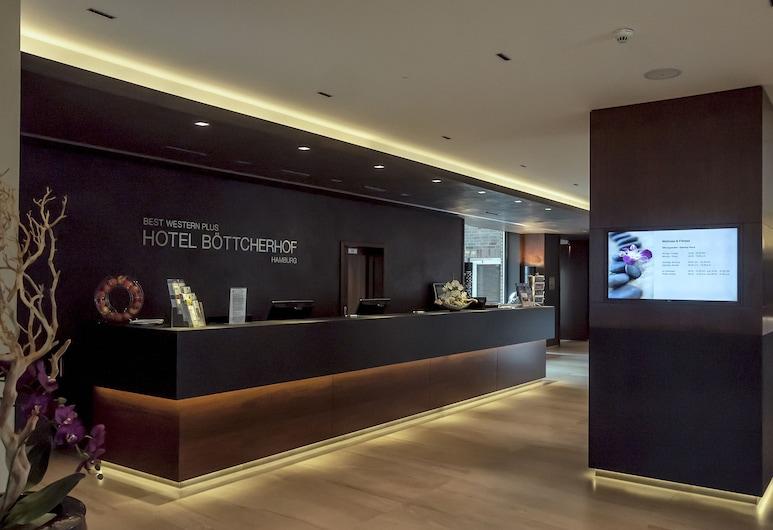 Best Western Plus Hotel Böttcherhof, Hamburgas