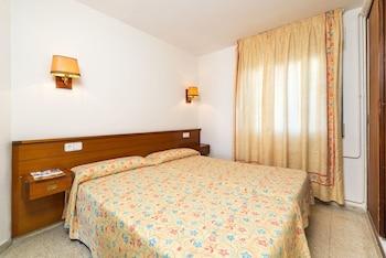 Bild vom Aparthotel Guitart Central Park Aqua Resort 3* in Lloret de Mar