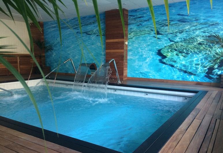 Apartamentos Guitart, Lloret de Mar , Hồ bơi trong nhà