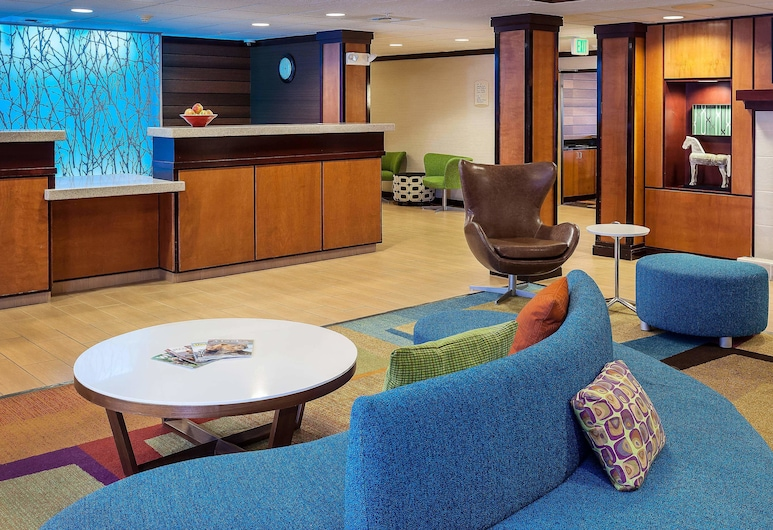 Fairfield Inn and Suites by Marriott Anchorage, Anchorage, Fuajee