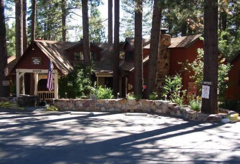 Cozy Hollow Lodge, Veľké medvedie jazero