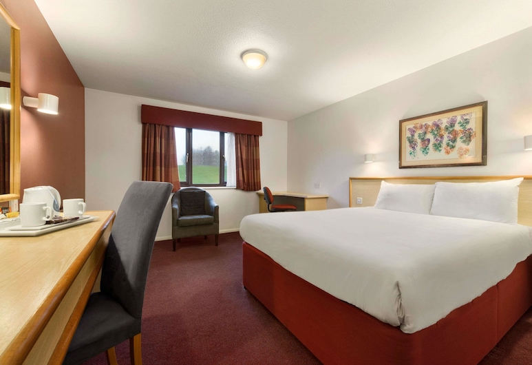 Days Inn by Wyndham Gretna Green M74, Gretna, Double or Twin Room, Non Smoking, Guest Room