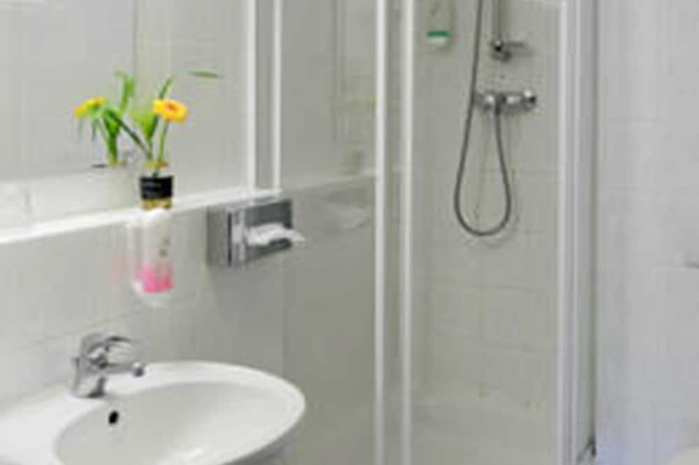 Standard-Einzelzimmer, 1Einzelbett - Badezimmer