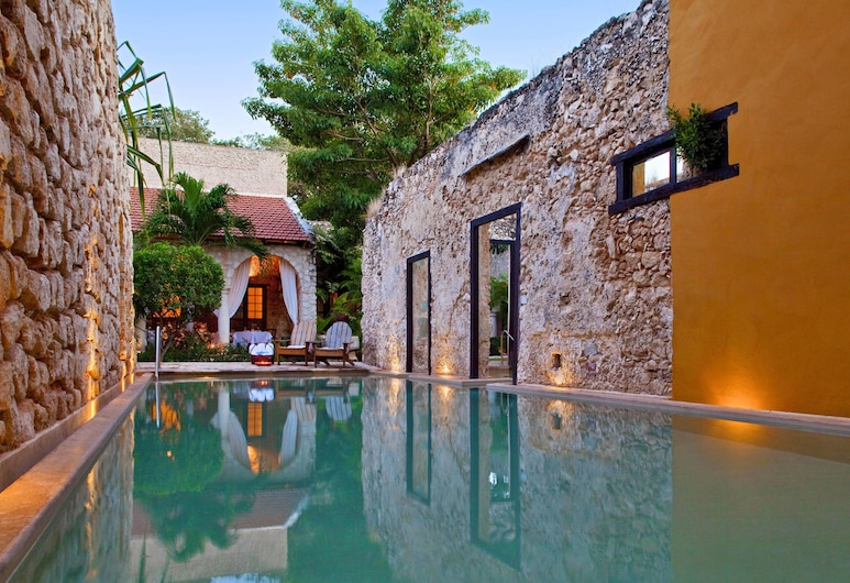 Hacienda Puerta Campeche,a Luxury Collection Hotel, Campeche, Campeche, Bassein