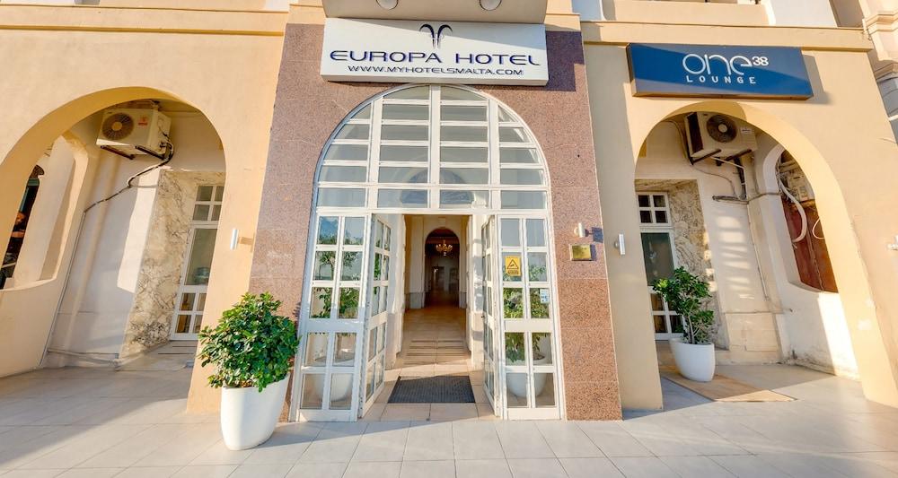 Europa Hotel, Sliema