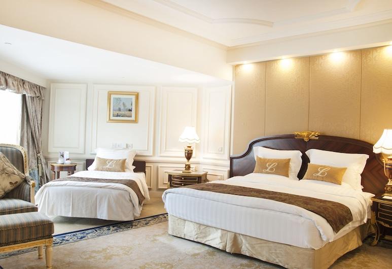 뉴 오리엔트 랜드마크 호텔, 마카오, 패밀리 트리플룸, 객실