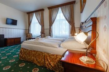 Mynd af Hotel Klarinn í Prag