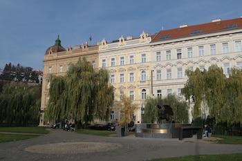 Prag bölgesindeki Hotel Klarinn resmi