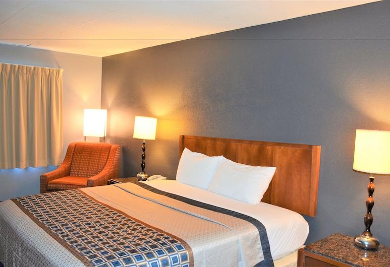 Travelodge by Wyndham Walterboro, Walterboro, Soba, 1 king size krevet, za nepušače, Soba za goste