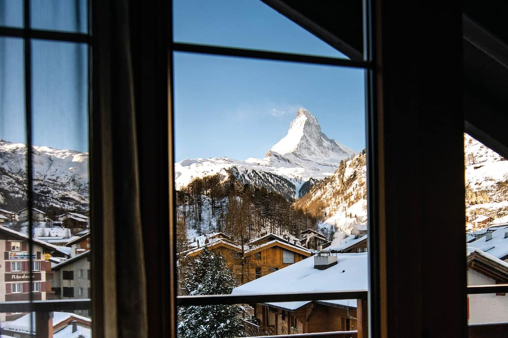 Matterhorn Suite - マウンテン ビュー