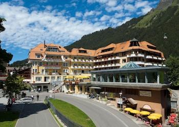 Slika: Hotel Silberhorn ‒ Lauterbrunnen
