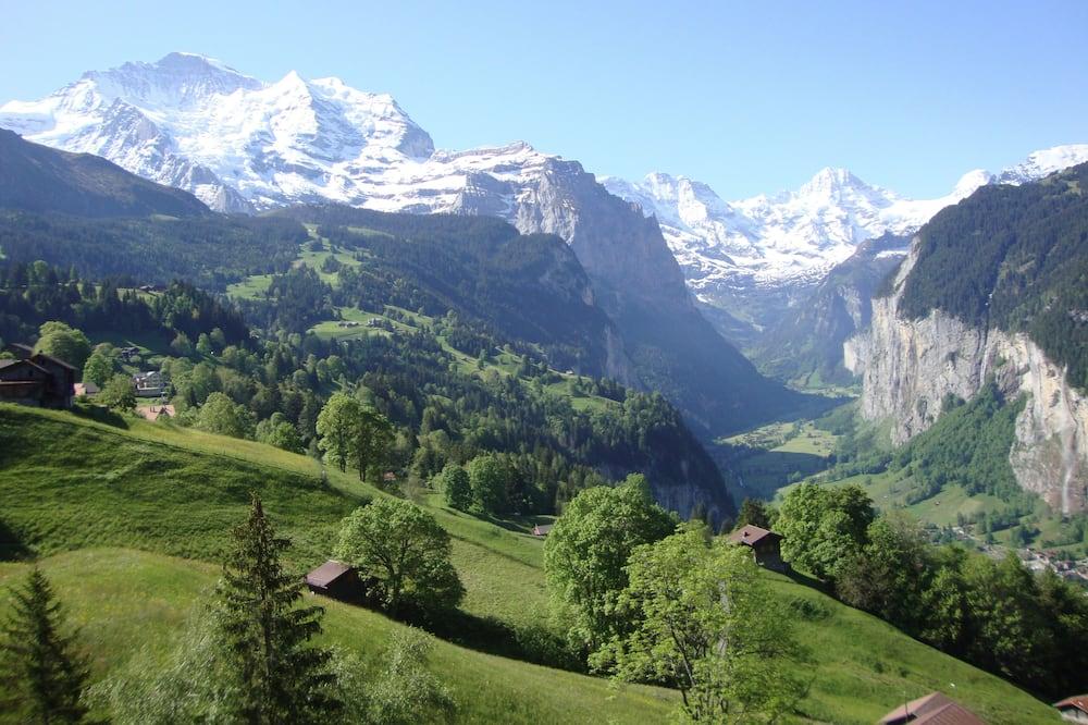 Enkeltrom – superior - Utsikt mot fjell