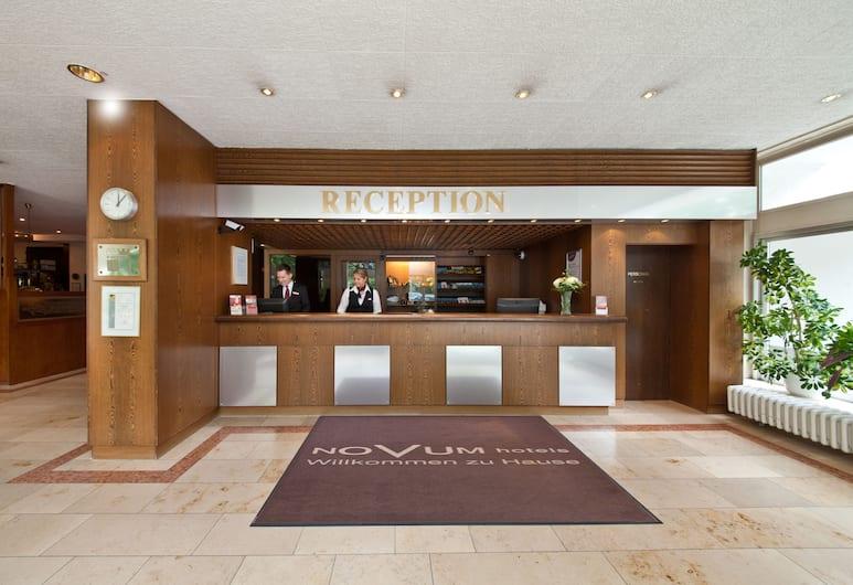 Novum Hotel Ravenna Berlin Steglitz, Berlín, Recepción