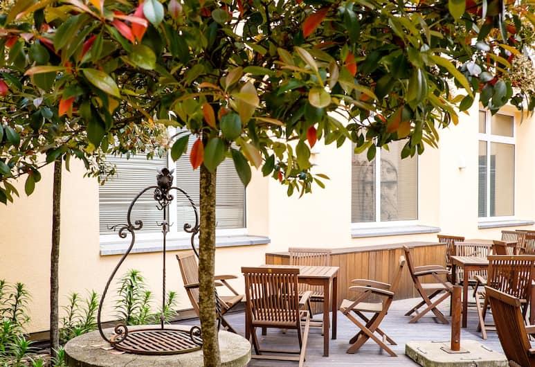 Hotel Königshof am Funkturm Comfort, Hannover, Terrace/Patio