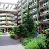 Entrada del alojamiento