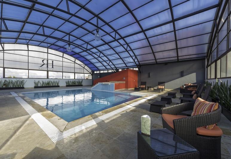 Hotel Riazor Aeropuerto, Mexico City, Pool