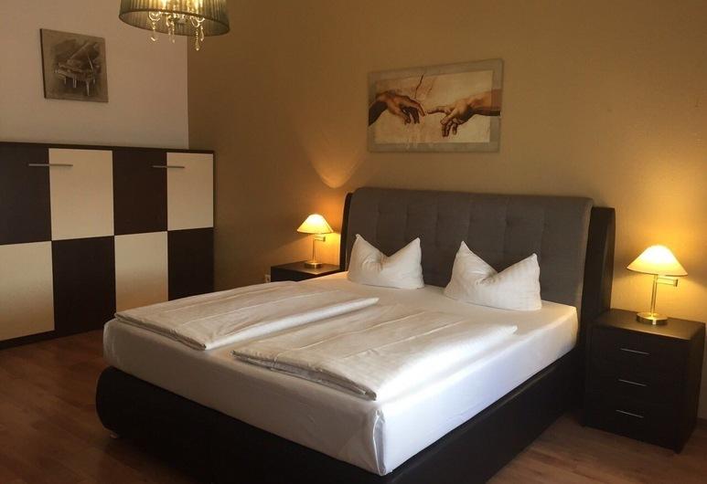 Hotel Monte Cristo, Offenbach am Main, Dubbelrum, Gästrum