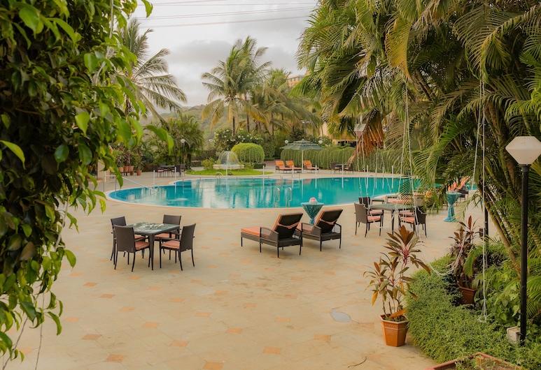 The Residence Hotel & Apartments, Bombay, Açık Yüzme Havuzu