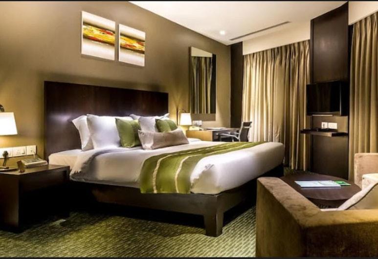 Rodas Hotel, Mumbai, Deluxe-Zimmer, Zimmer