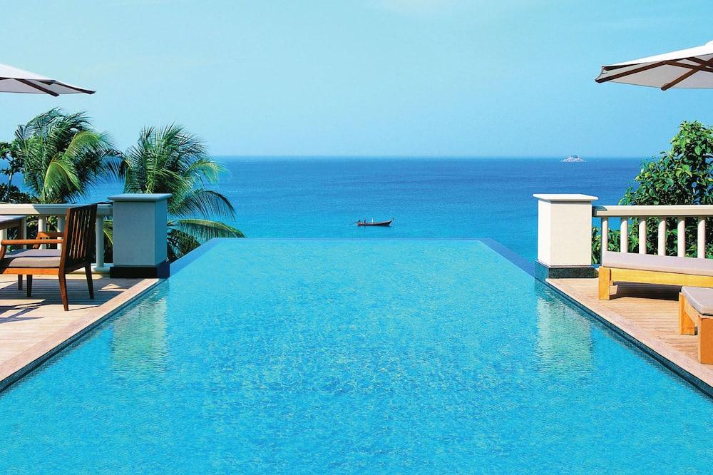 Ocean View Pool Villa - 객실 전망