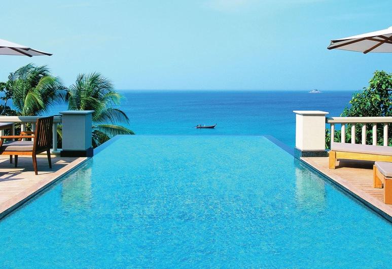 トリサラ ヴィラズ & レジデンシーズ プーケット, Choeng Thale, Ocean View Pool Villa, 部屋からの眺望