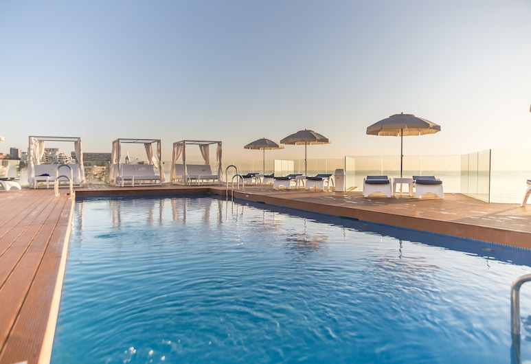 Hotel Roc Lago Rojo - Adults recommended, Torremolinos, Pool