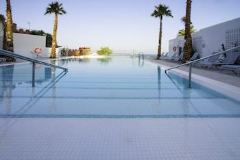 Naktsmītnes Hotel Sentido Benalmadena Beach attēls vietā Benalmadena