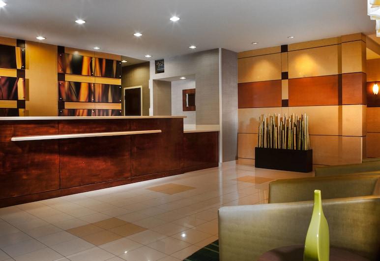 SpringHill Suites by Marriott Dallas DFW Airport N/Grapevine, Грейпвайн, Вестибюль