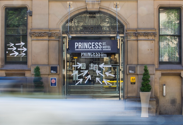 Princess St. Hotel , Manchester
