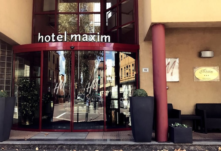 Hotel Maxim, Bologna