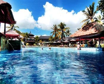 Legian bölgesindeki The Jayakarta Bali resmi