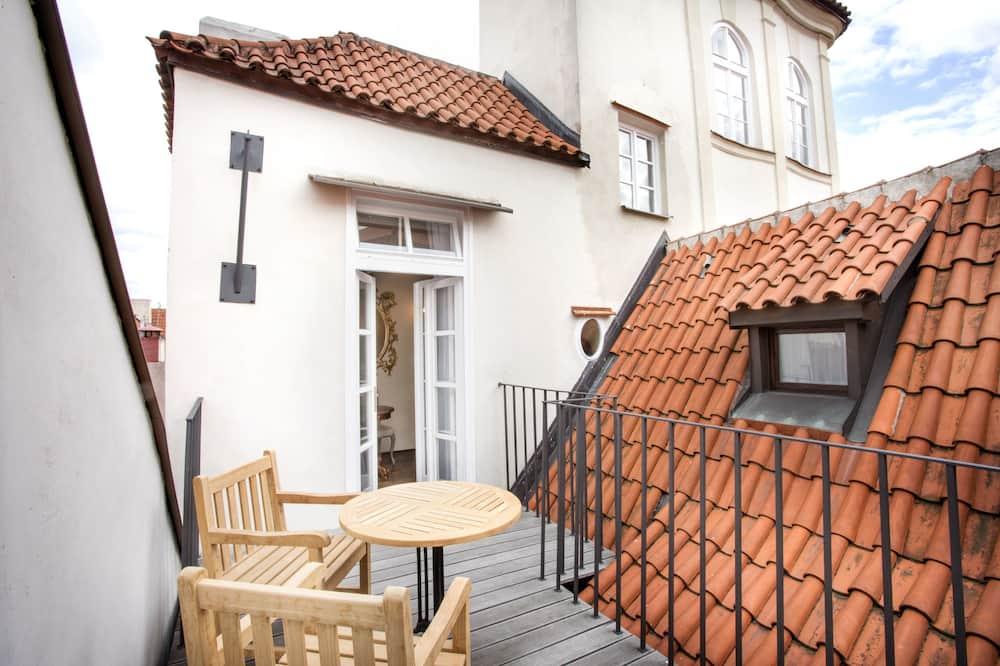 Tower Suite - Балкон