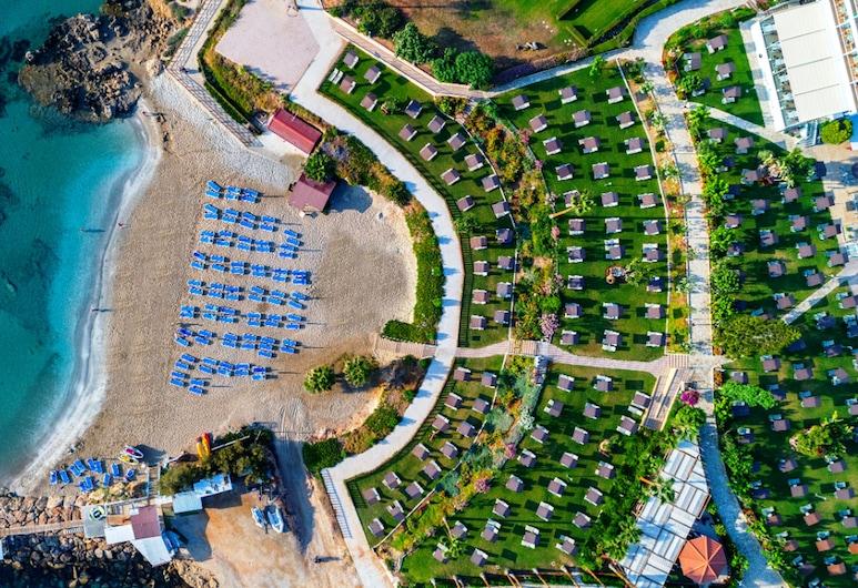 Cavo Maris Beach Hotel, Protaras, Aerial View