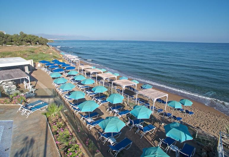 Rethymno Mare & Water Park, Rethymno, Strand