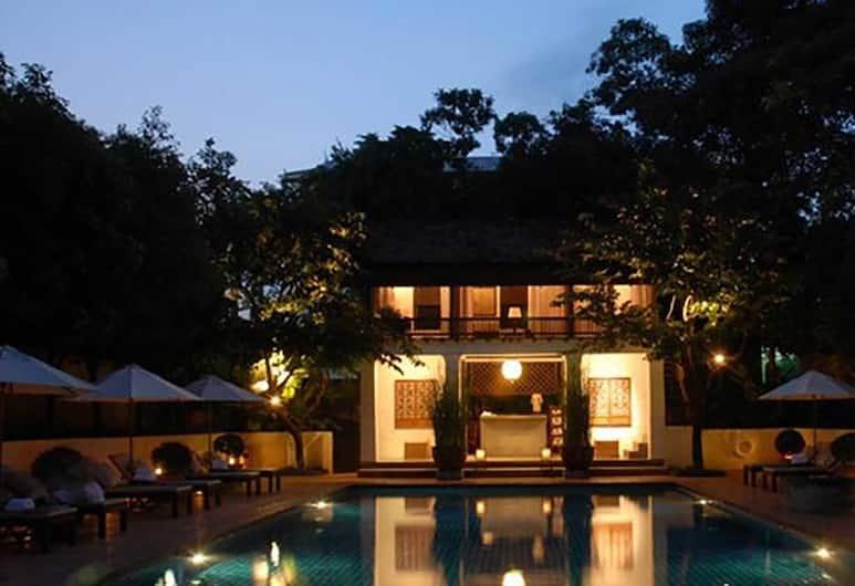 Rachamankha Hotel a Member of Relais & Châteaux, Chiang Mai, Piscine en plein air